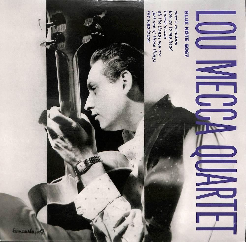 LOU MECCA QUARTET - Loe Mecca Quartet - 33T