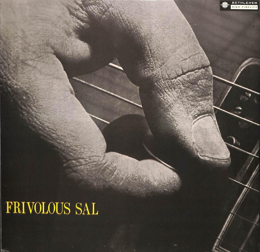 SAL SALVADOR - Frivolous Sal - LP