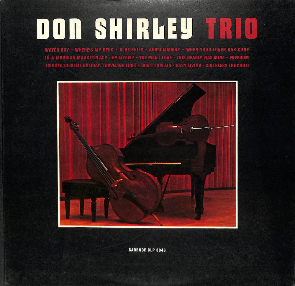 DON SHIRLEY TRIO - Don Shirley Trio - 33T