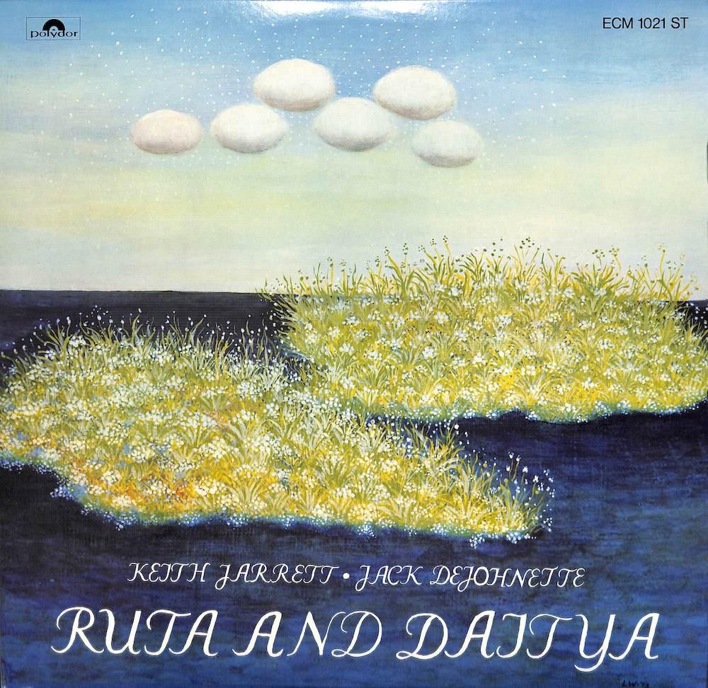 KEITH JARRETT JACK DEJOHNETTE Ruta & Daitya