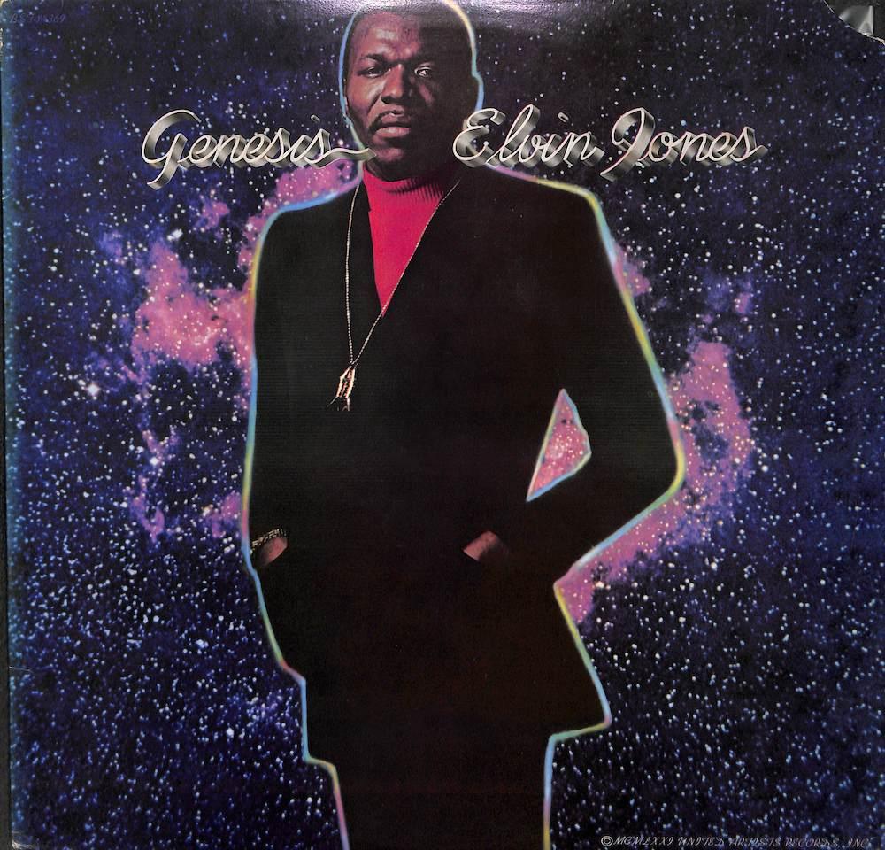 ELVIN JONES - Genesis - LP