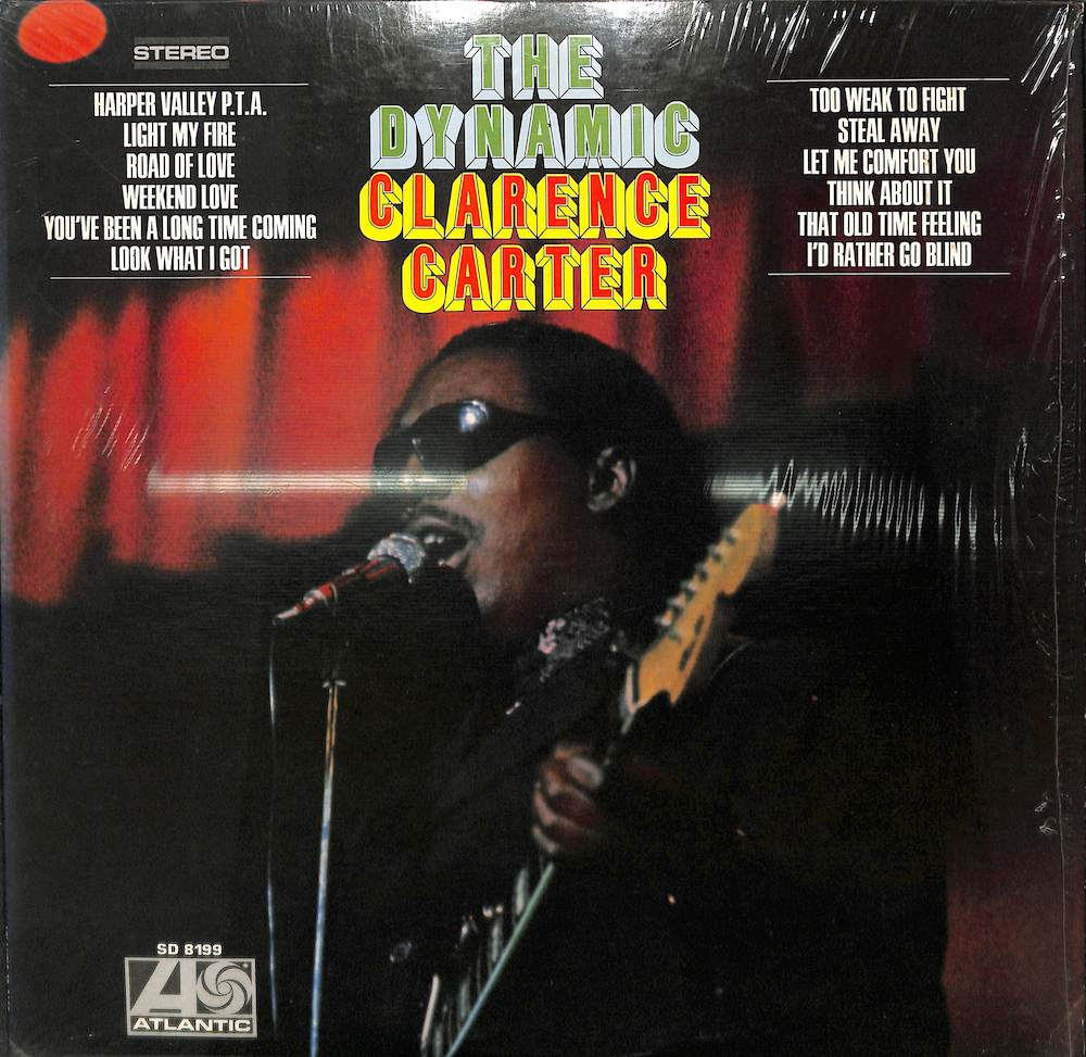 CLARENCE CARTER - The Dynamic - LP