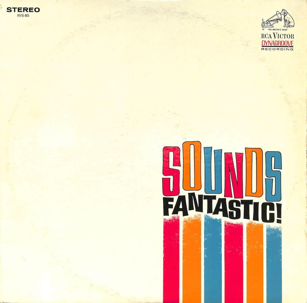 V.A. - Sounds Fantastic! - LP