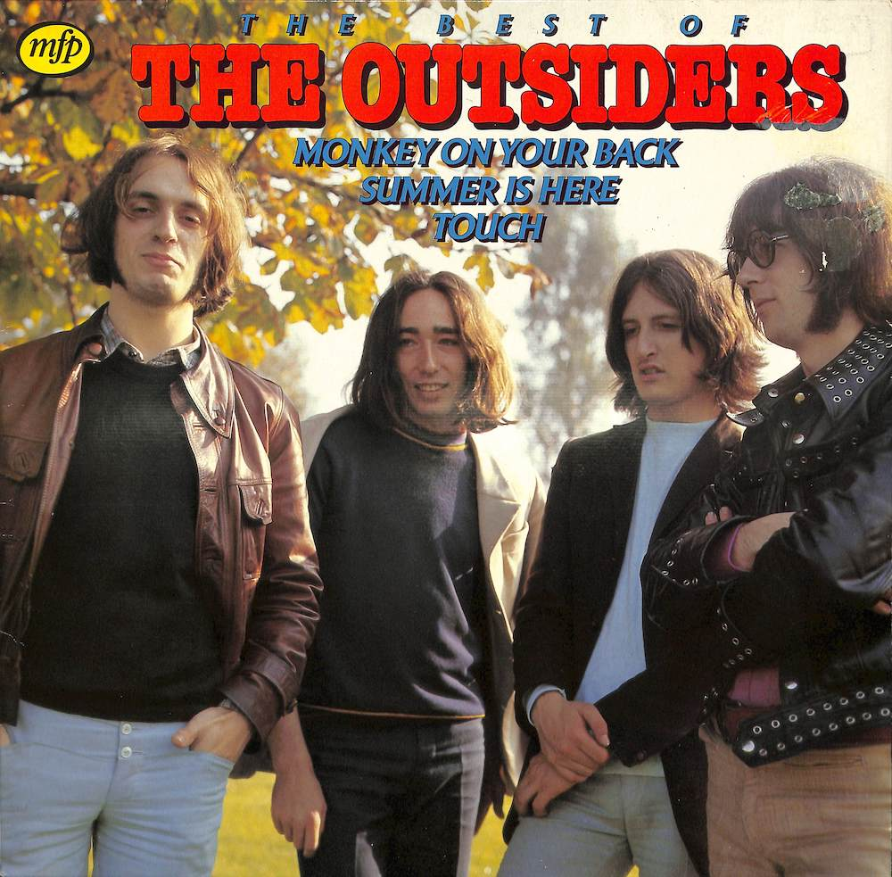 OUTSIDERS - The Best Of - LP