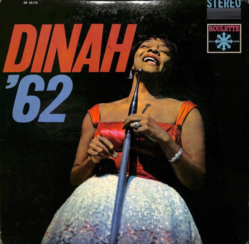 DINAH WASHINGTON - Dinah '62 - LP