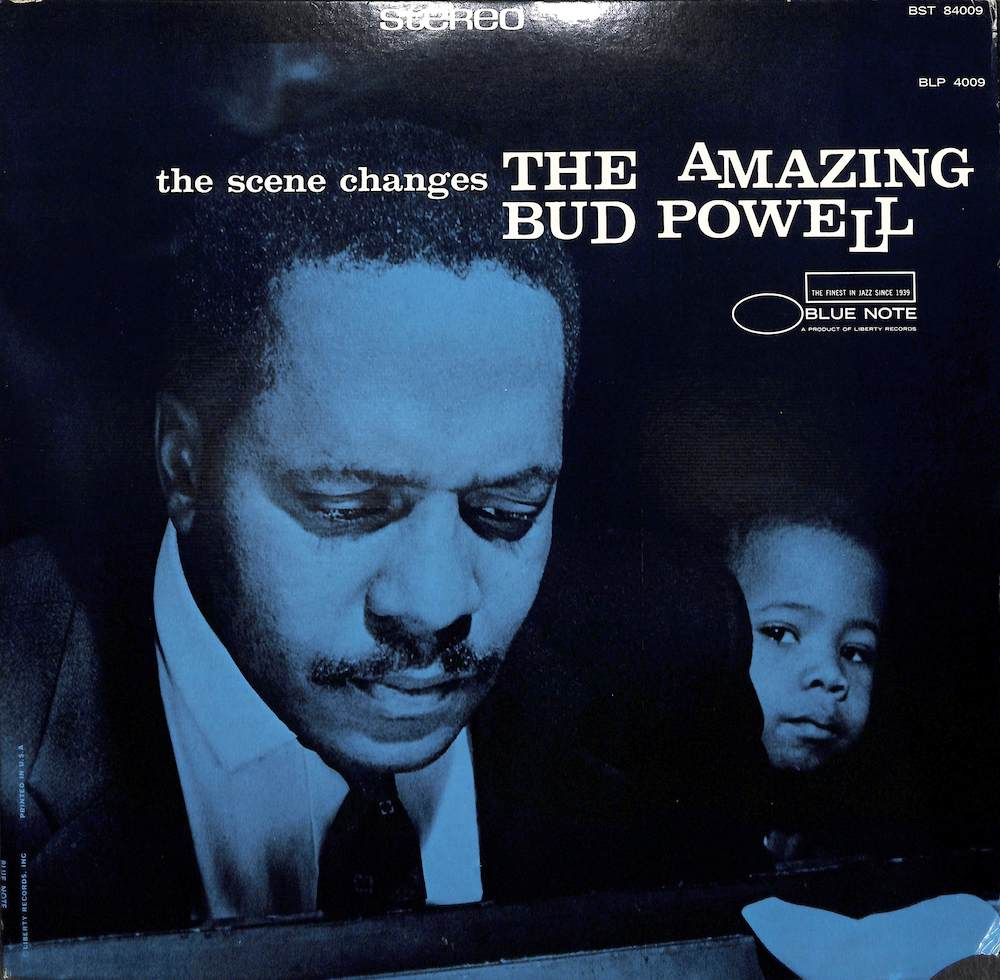 BUD POWELL: AMAZING - The Scene Changes: The Amazing Vol. 5 - 33T