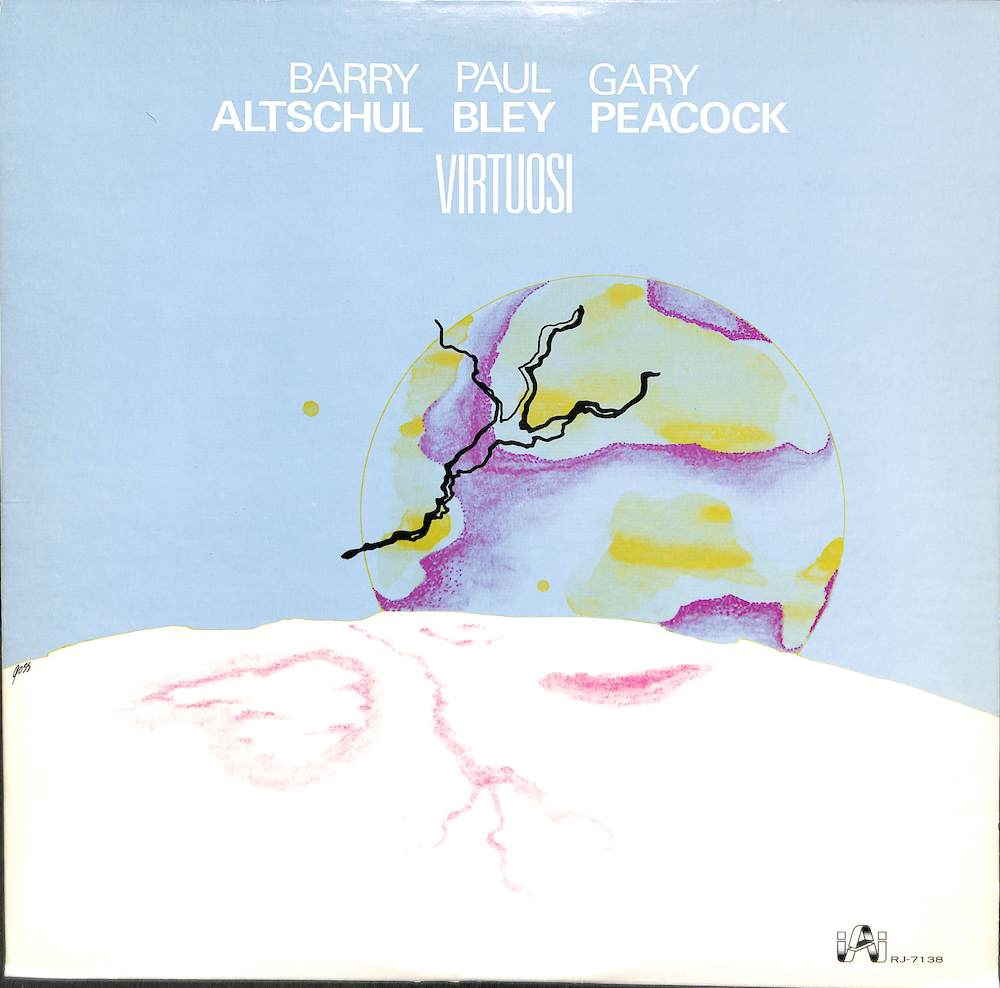 BARRY ALTSCHUL PAUL BLEY GARY PEACOCK - Virtuosi - LP