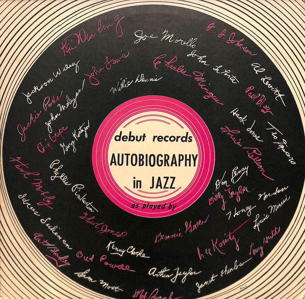 V.A. - Autobiography In Jazz - 33T