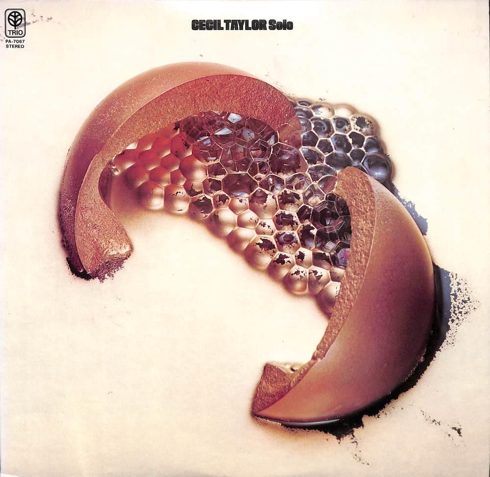 CECIL TAYLOR - Solo - LP