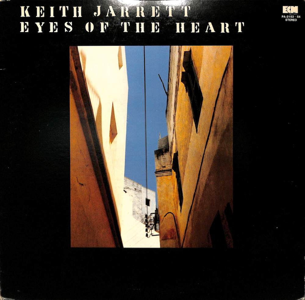 KEITH JARRETT - Eyes Of The Heart - LP