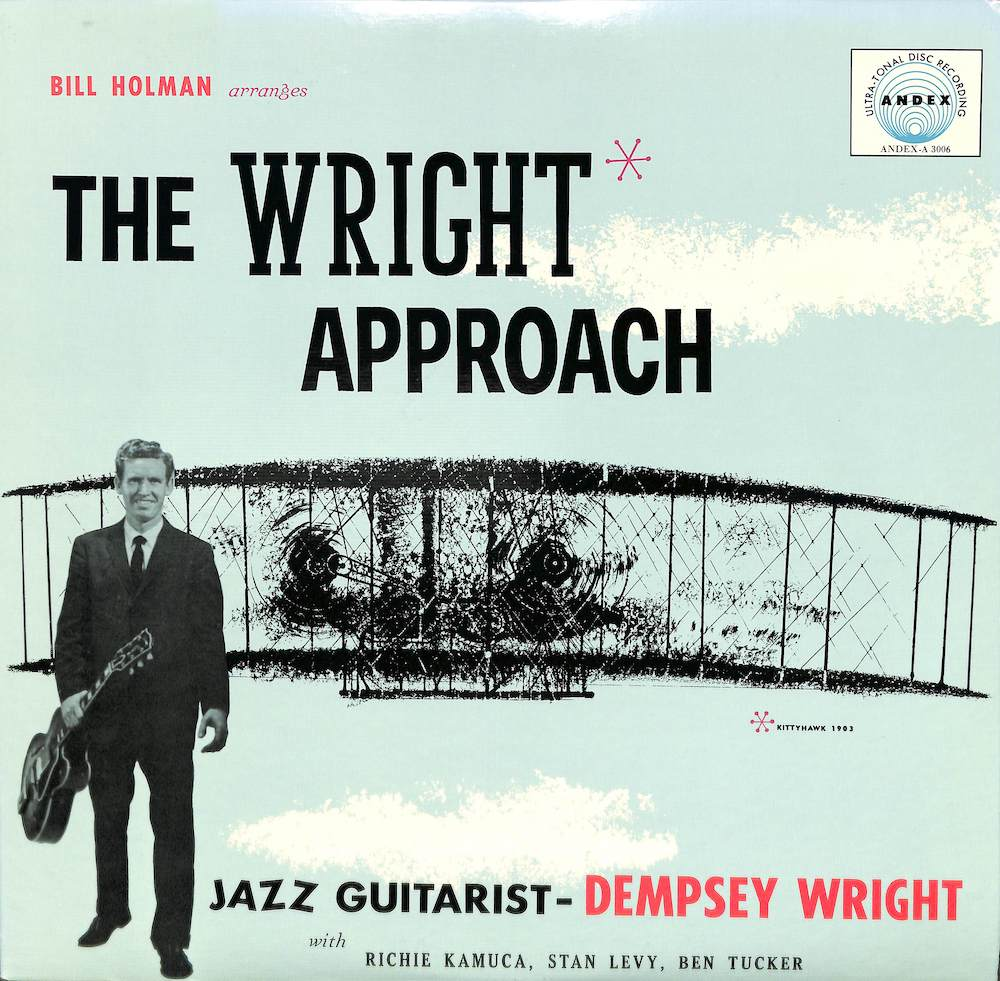 DEMPSEY WRIGHT - The Wright Approach - LP