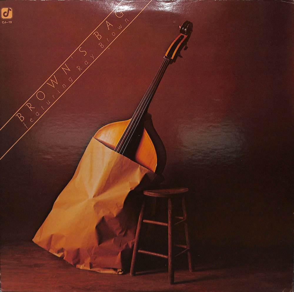 RAY BROWN - Brown's Bag - LP