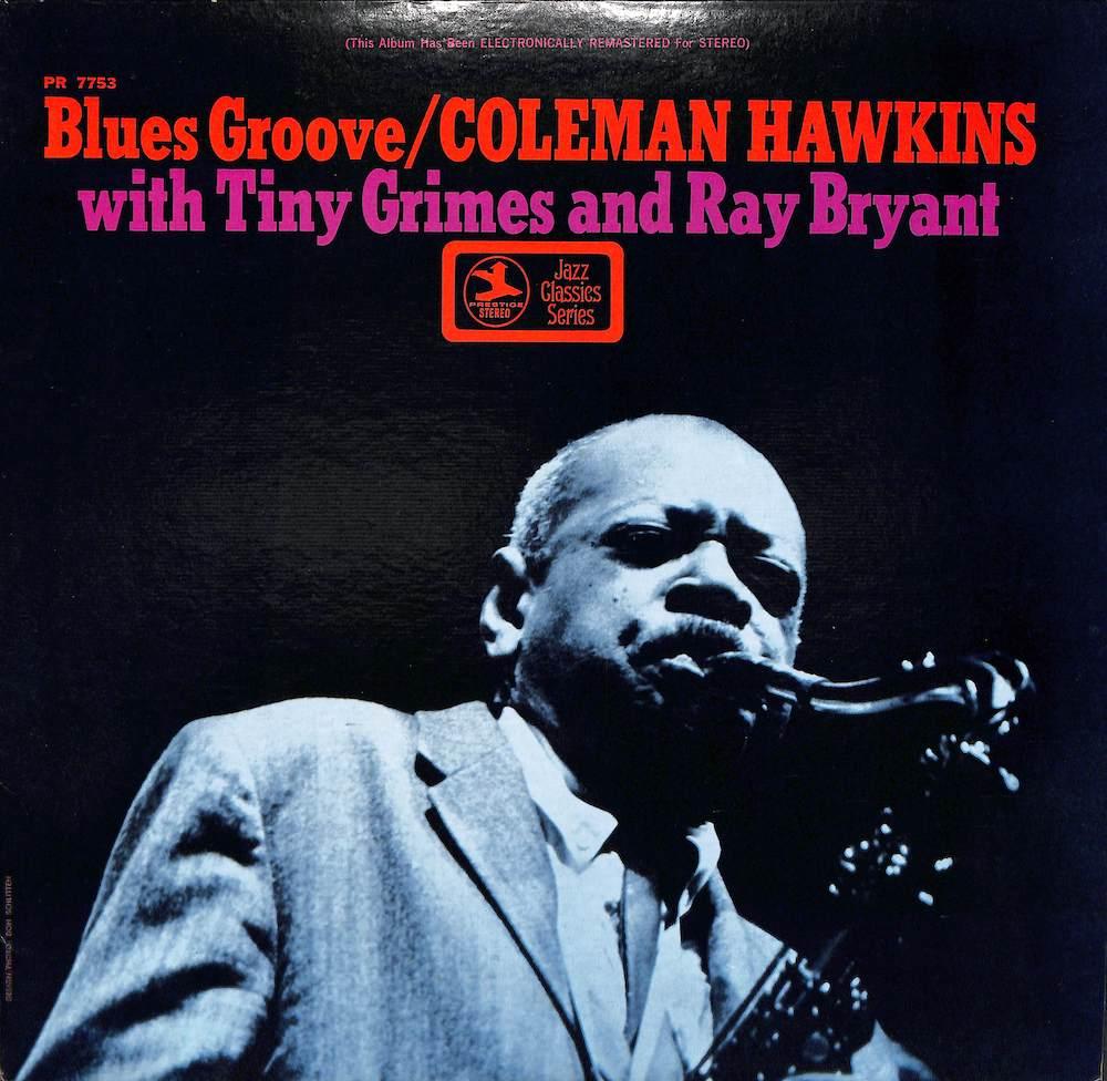 COLEMAN HAWKINS - Blues Groove - LP