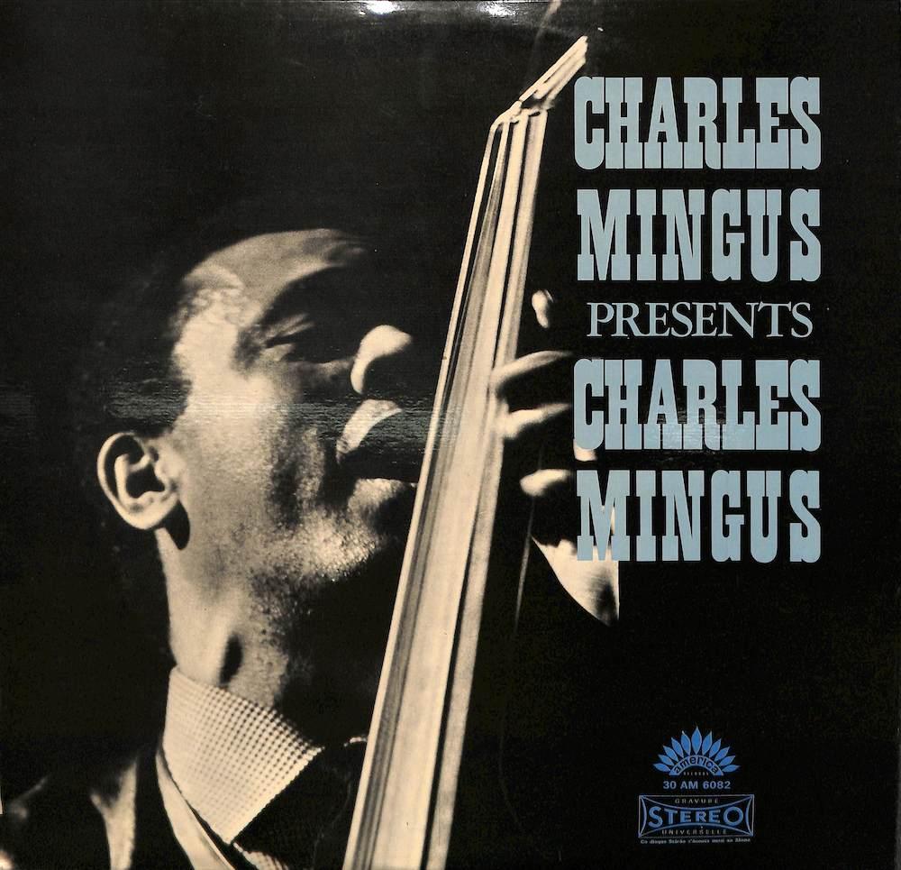 CHARLES MINGUS - Presents Charles Mingus - LP