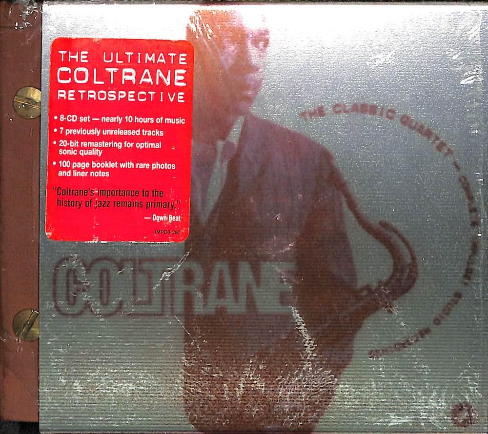 JOHN COLTRANE - The Classic Quartet - Complete Impulse! Studio Recordings - CD