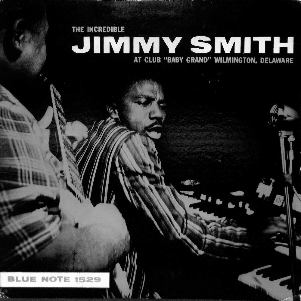 JIMMY SMITH - At Club Baby Grand Wilmington Del. Vol. 2 - LP