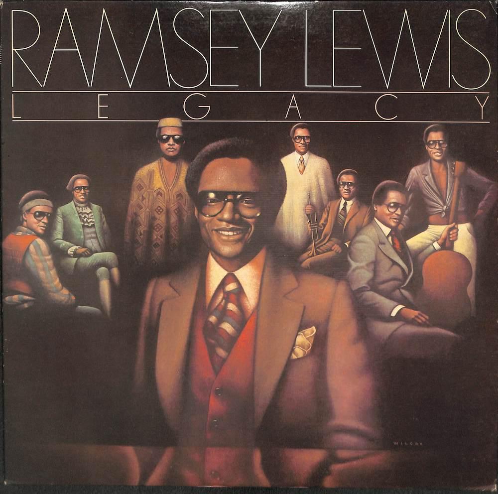 RAMSEY LEWIS - Legacy - 33T