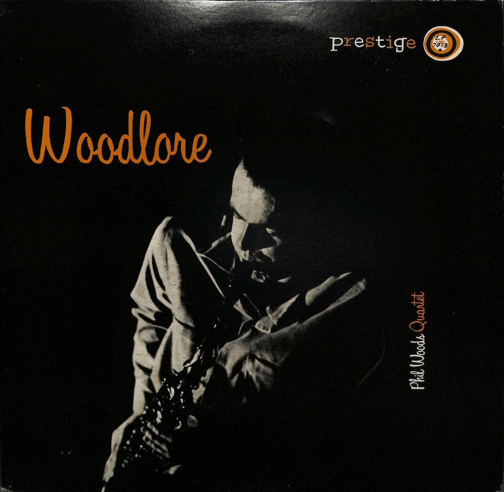 PHIL WOODS QUARTET - Woodlore - LP