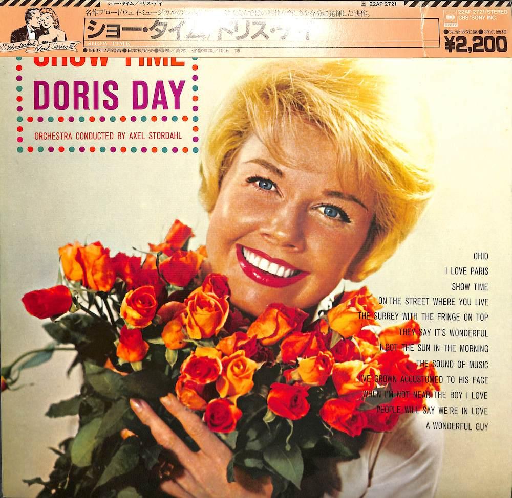 DORIS DAY - Show Time - LP