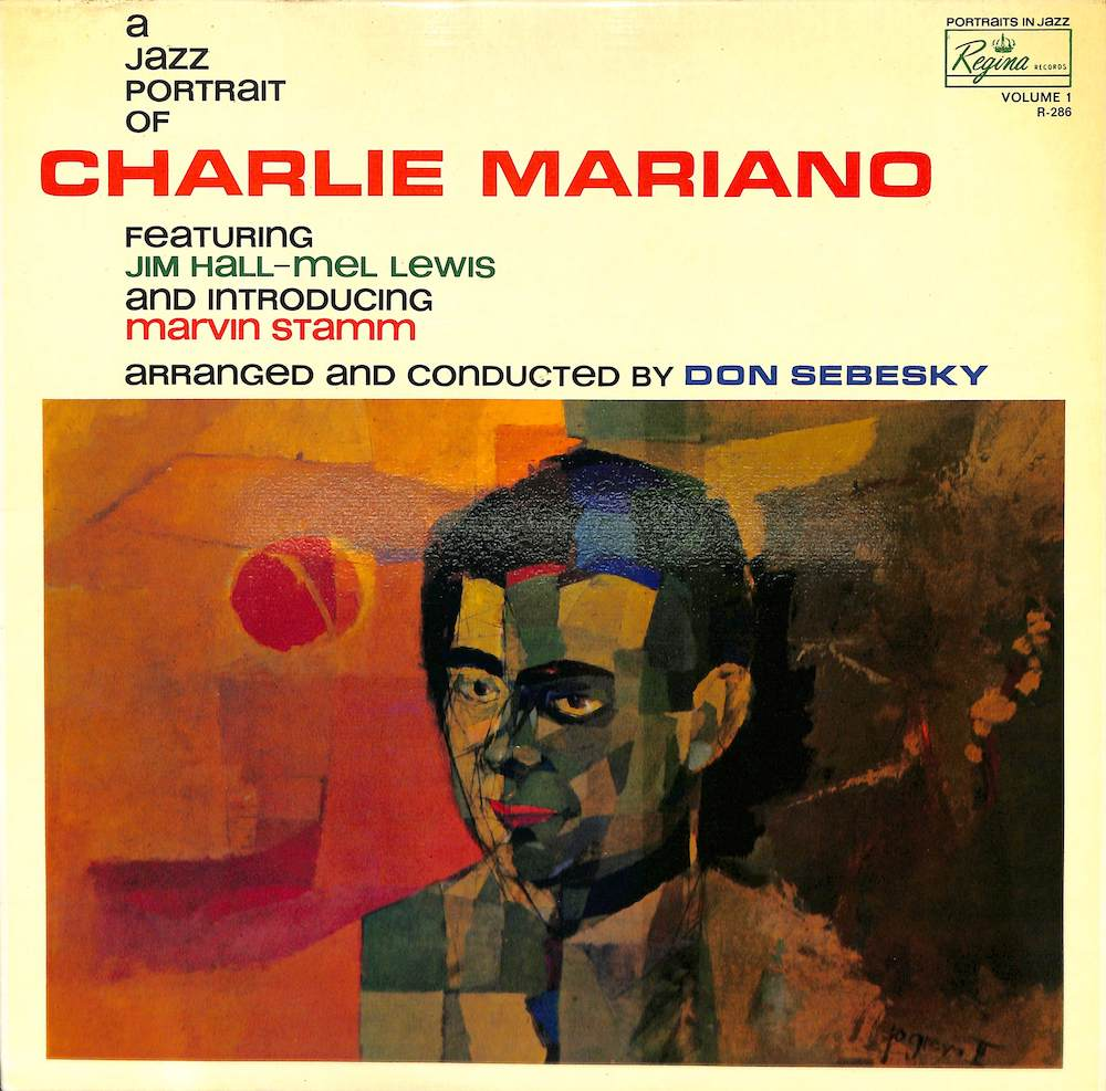 CHARLIE MARIANO - A Jazz Portrait Of - LP