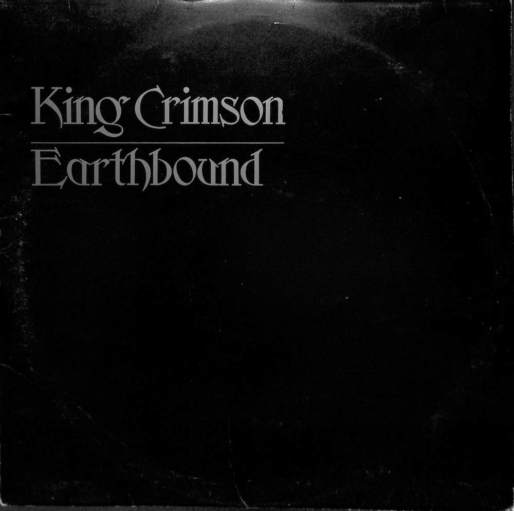 KING CRIMSON - Earthbound - LP
