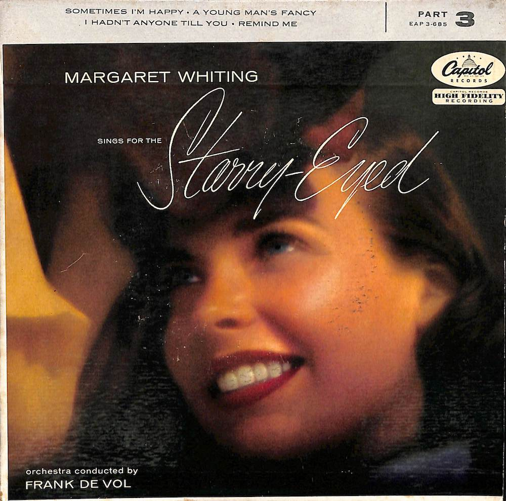 MARGARET WHITING - Sings For The Starry Eyed: part 3 - 7inch x 1