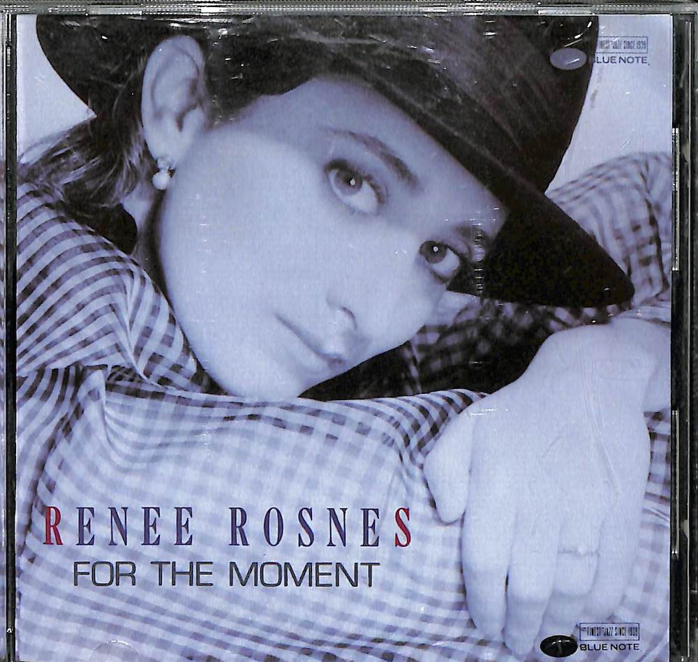 RENEE ROSNES - For The Moment - CD