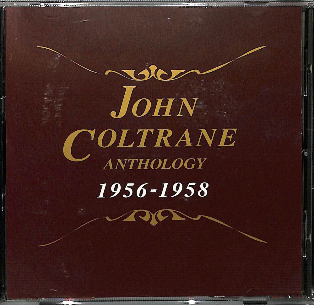 JOHN COLTRANE - Anthology 1956-1958 - CD