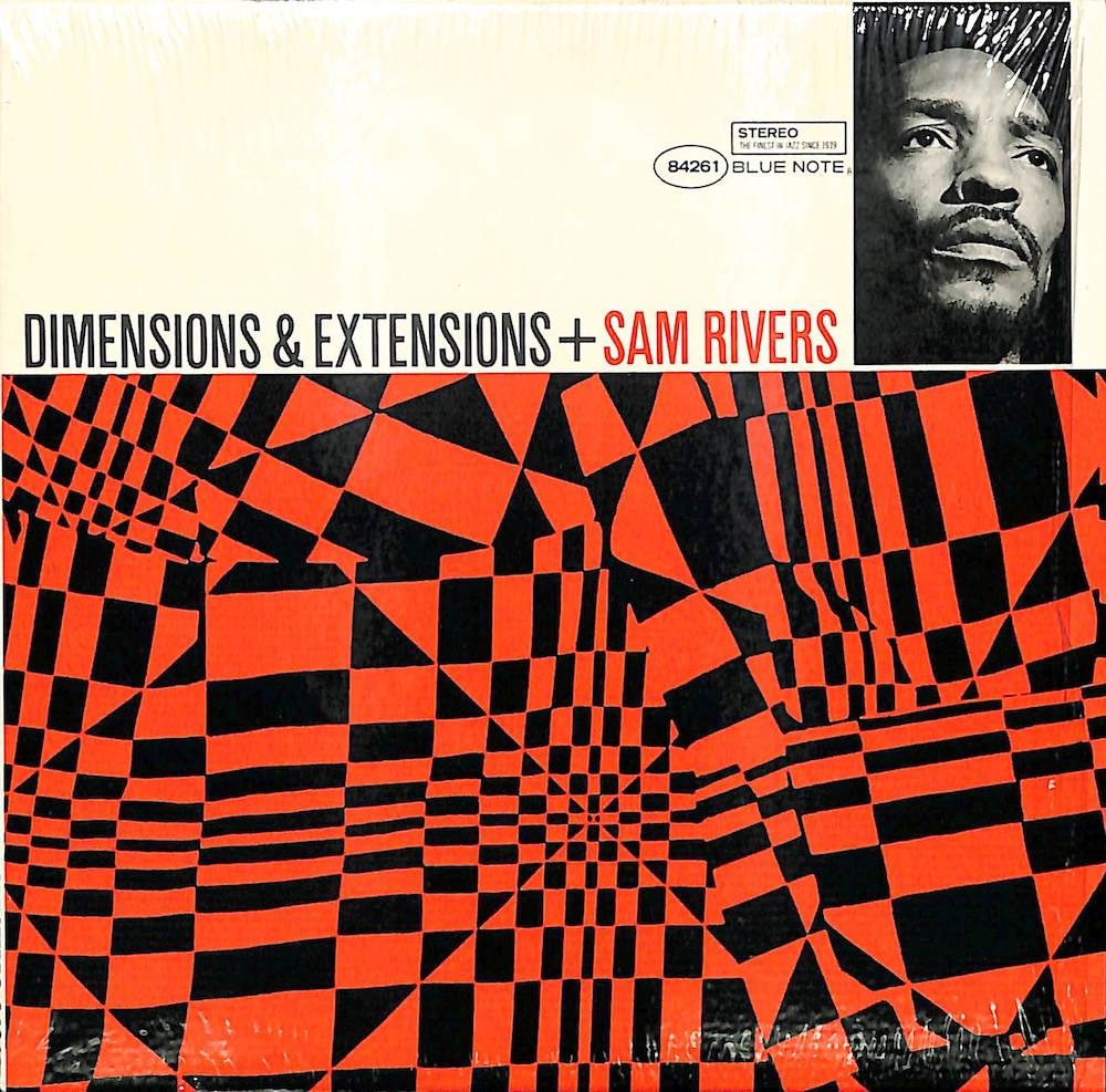 SAM RIVERS - Dimensions & Extensions - CD