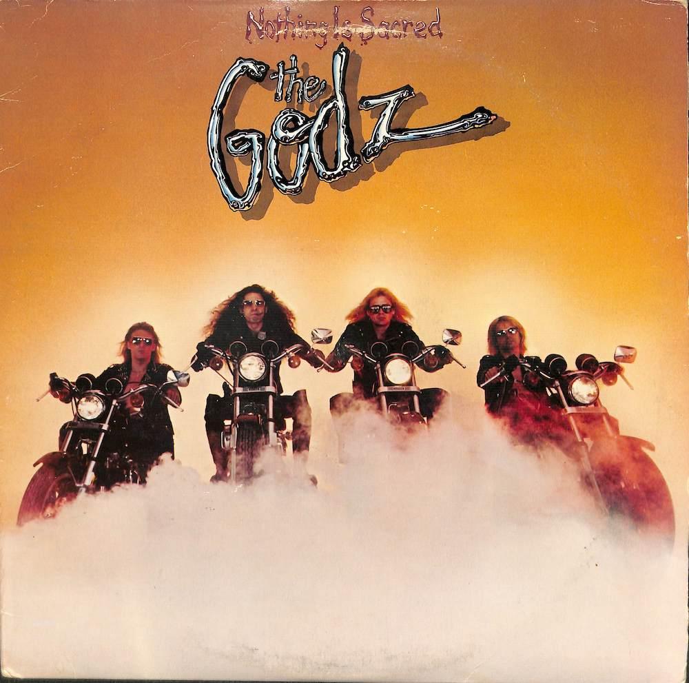 GODZ - Nothing Is Sacred - LP