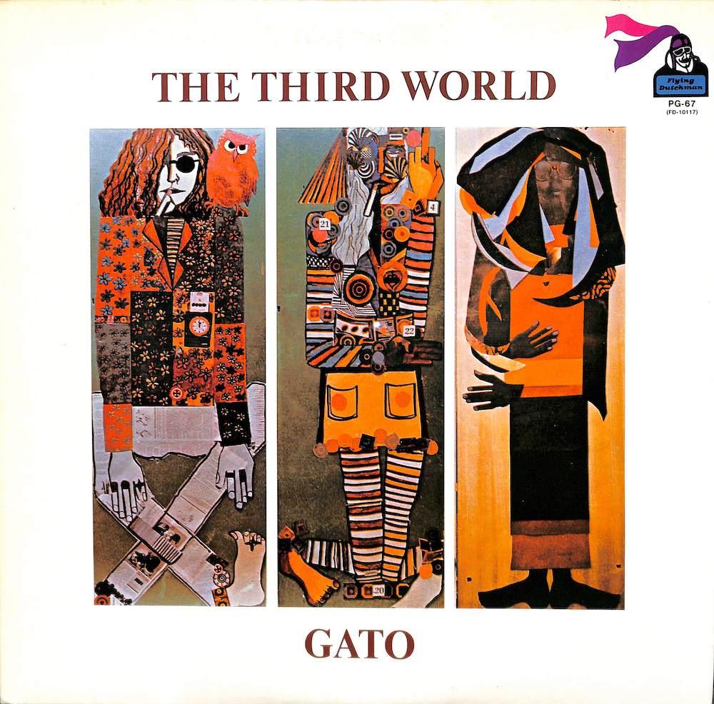 GATO BARBIERI - The Third World - 33T