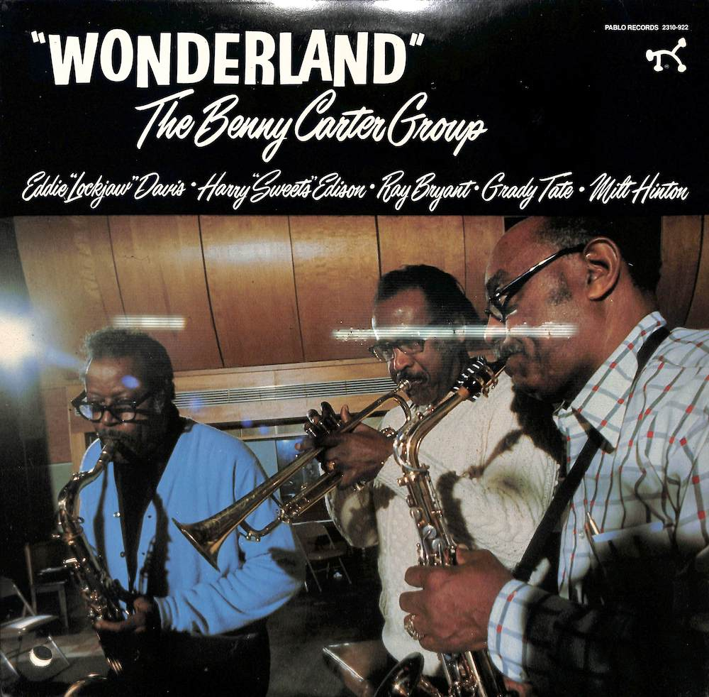 BENNY CARTER GROUP - Wonderland - LP