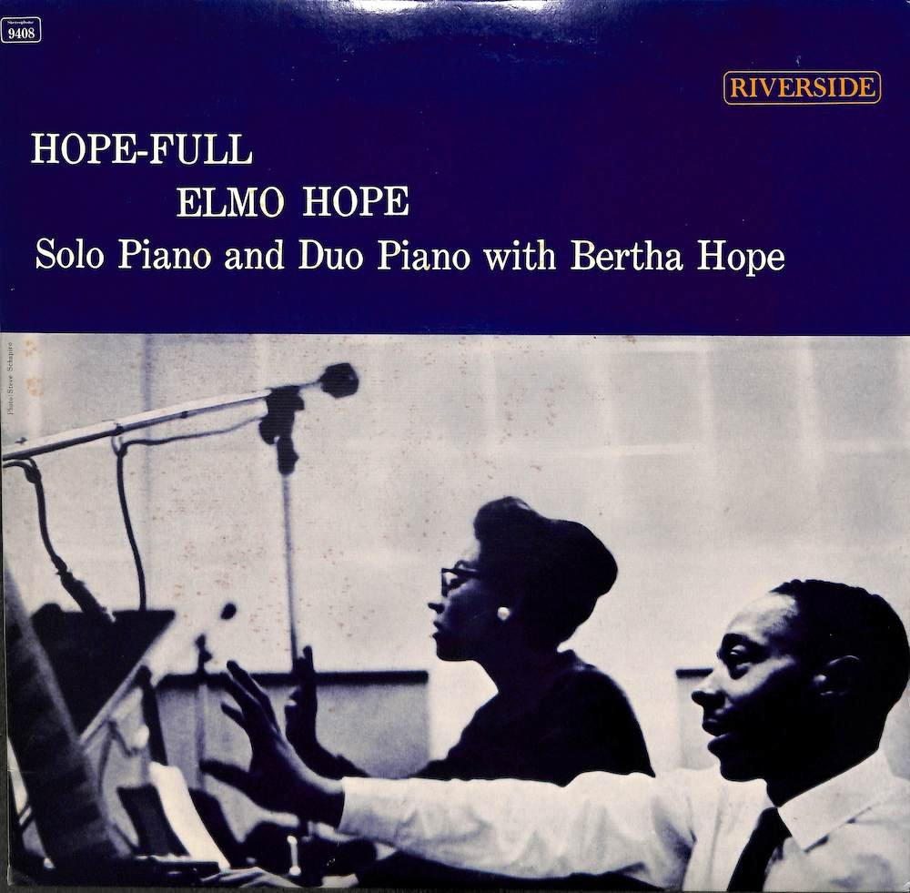 ELMO HOPE BERTHA HOPE - Hope Full - LP