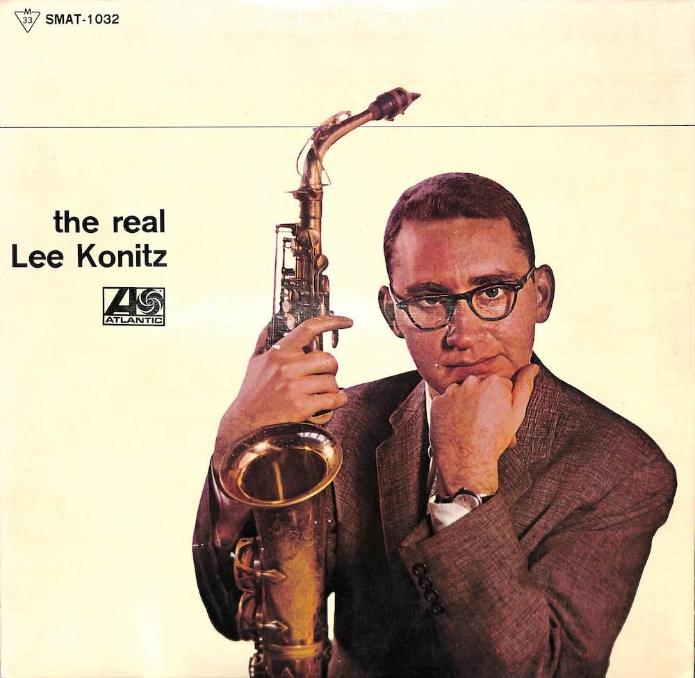 LEE KONITZ - The Real - LP