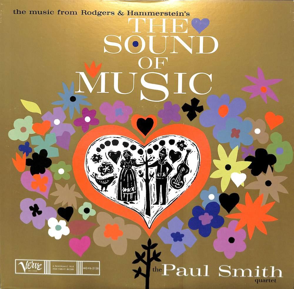 PAUL SMITH QUARTET - The Sound Of Music - LP