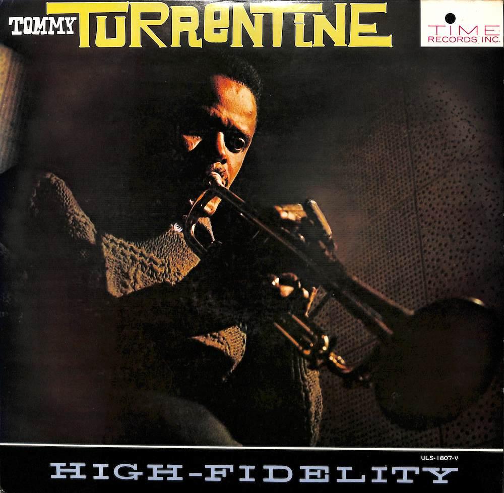 TOMMY TURRENTINE STANLEY TURRENTINE - Plus Max Roach Quintet - LP
