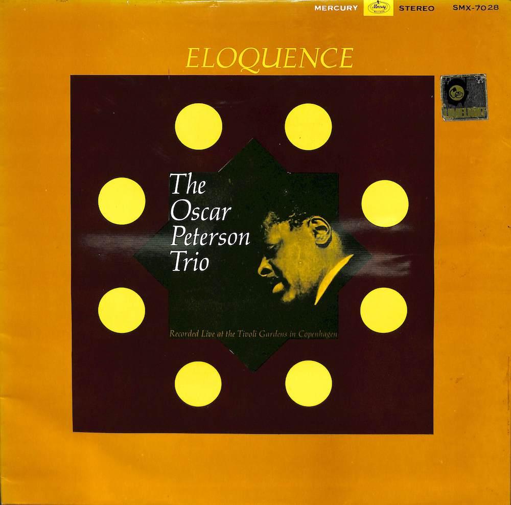 OSCAR PETERSON TRIO - Eloquence - LP