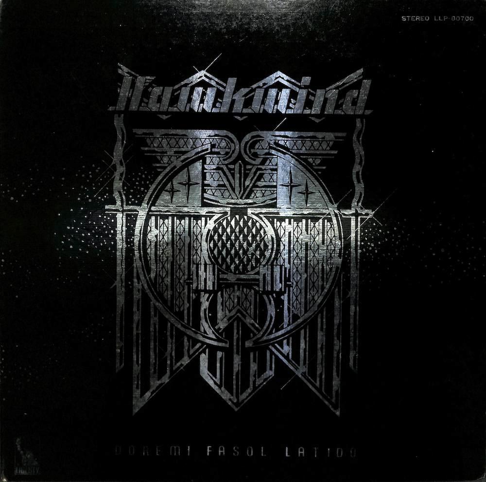 HAWKWIND - Doremi Fasol Latido - LP