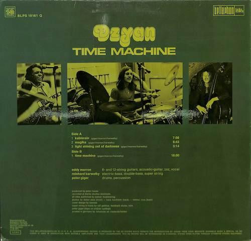 DZYAN Time Machine