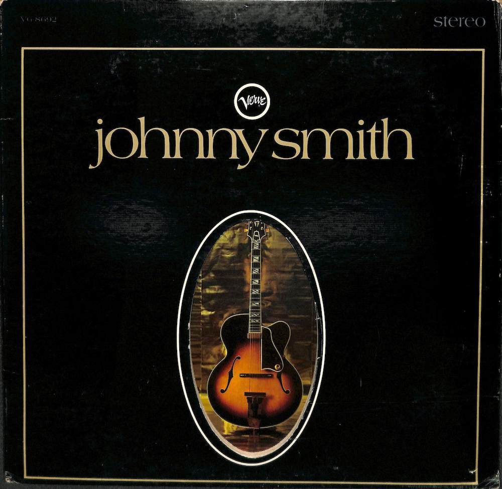 JOHNNY SMITH - Johnny Smith - LP