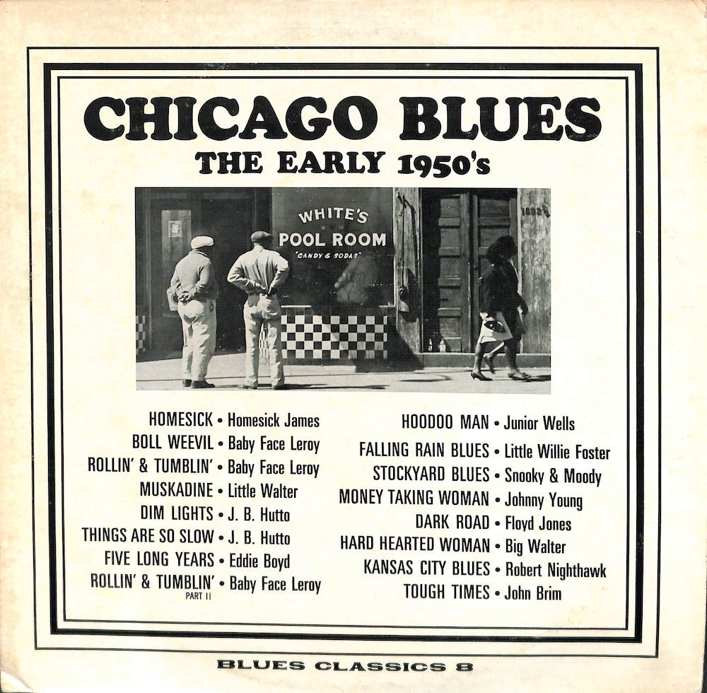 V.A. - Chicago Blues: The Early 1950's - LP