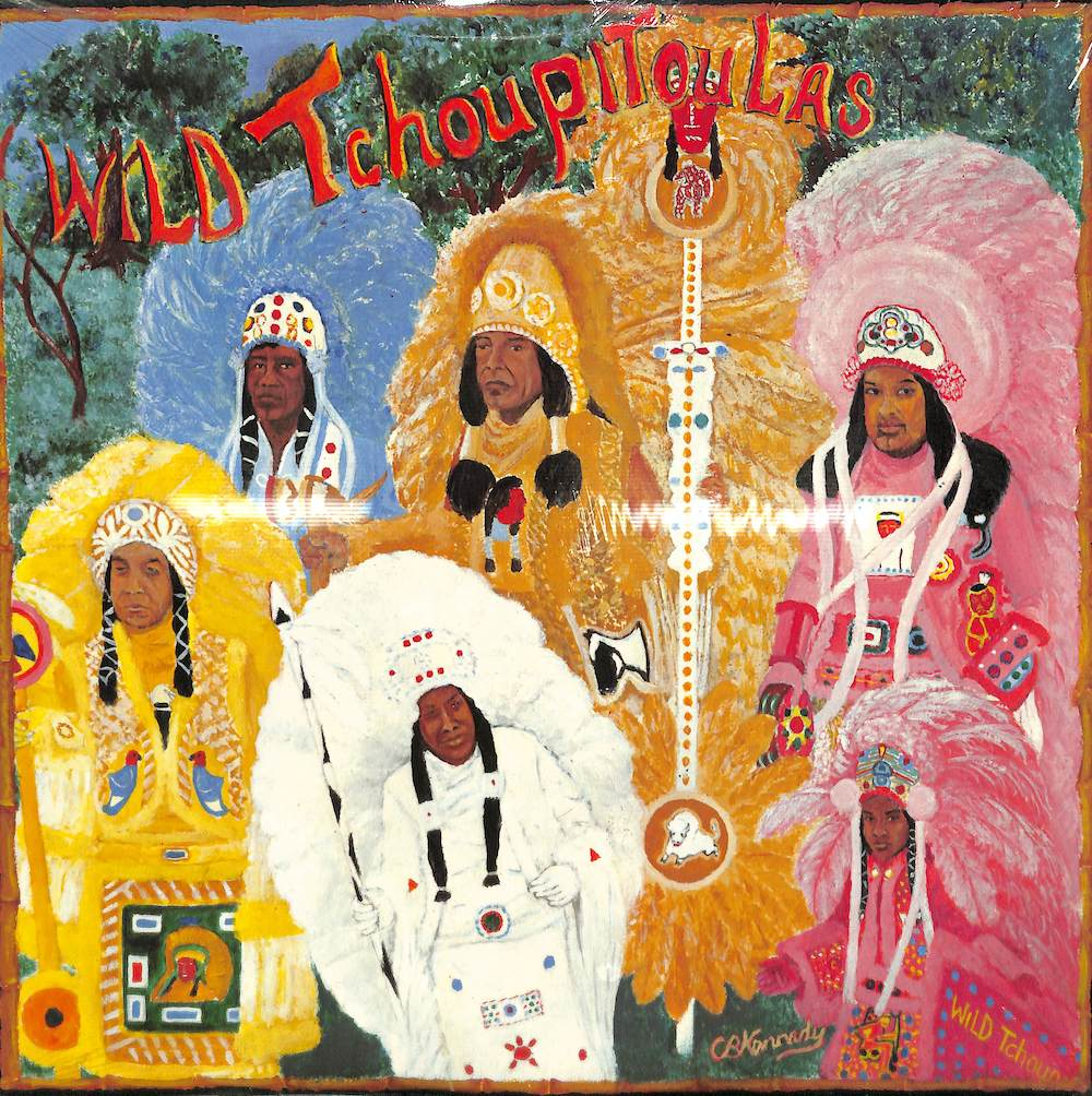 WILD TCHOUPITOULAS - Wild Tchoupitoulas - LP