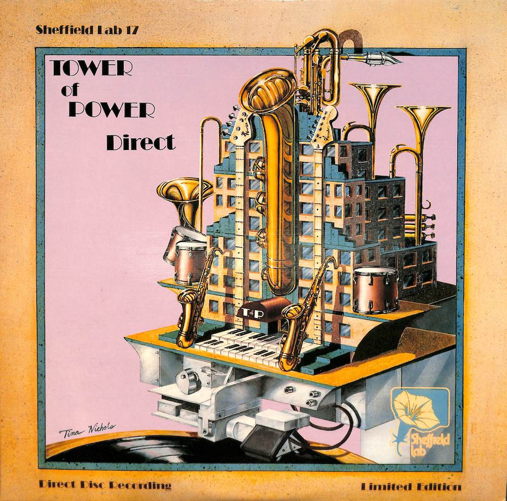 TOWER OF POWER - Direct - LP