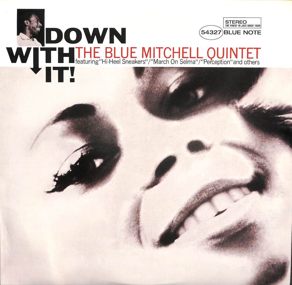 BLUE MITCHELL - Down With It - LP