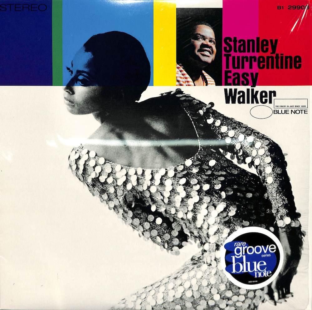STANLEY TURRENTINE - Easy Walker - LP