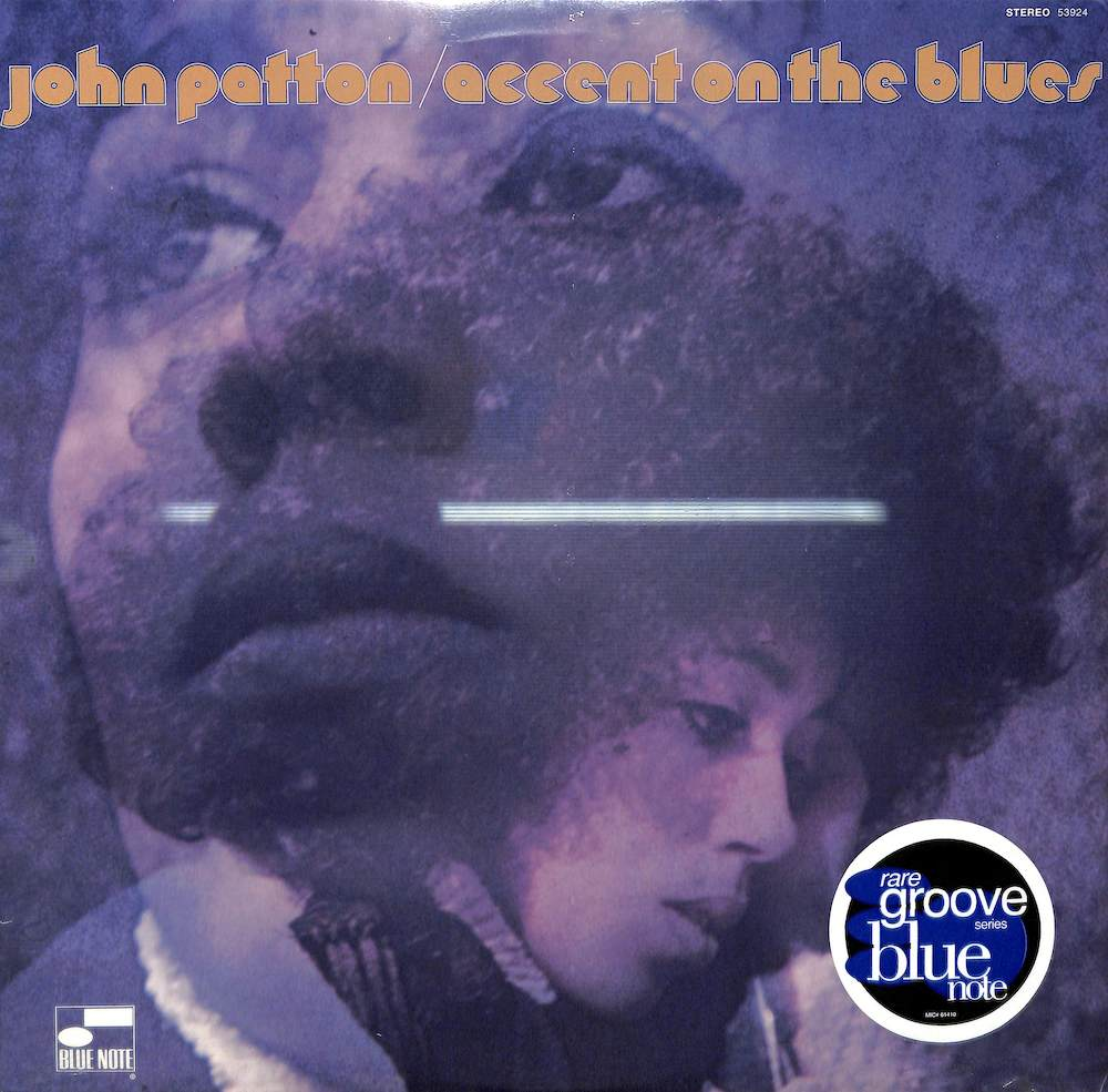 JOHN PATTON - Accent On The Blues - LP