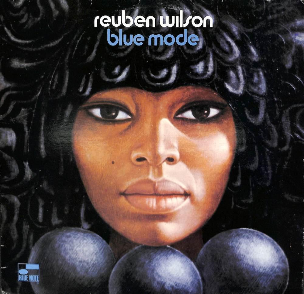 REUBEN WILSON - Blue Mode - LP
