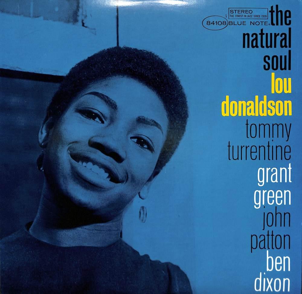 LOU DONALDSON - The Natural Soul - LP