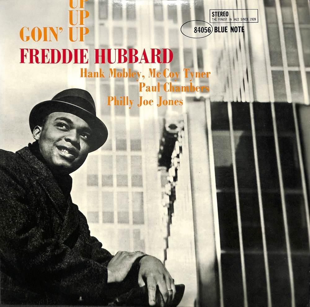 FREDDIE HUBBARD - Goin' Up - LP