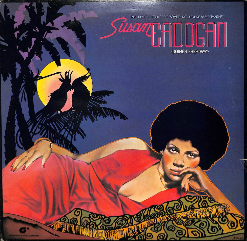 SUSAN CADOGAN - Doing It Her Way - LP